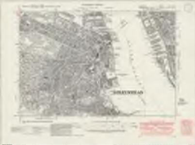 Cheshire XIII.NW - OS Six-Inch Map