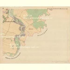 Gross Koschatka - m1295-1-004 - Kaiserpflichtexemplar der Landkarten des stabilen Katasters