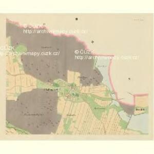 Dubicken - c1596-1-002 - Kaiserpflichtexemplar der Landkarten des stabilen Katasters