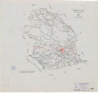 Mapa planimètric de l'Albi