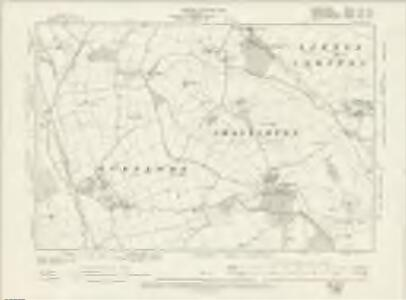 Oxfordshire XIII.NE - OS Six-Inch Map