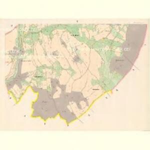 Plassnitz (Plasnice) - c7708-2-004 - Kaiserpflichtexemplar der Landkarten des stabilen Katasters