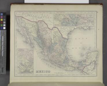 Mexico; Mexico to Vera-Cruz; The Isthmus of Tehuantepec