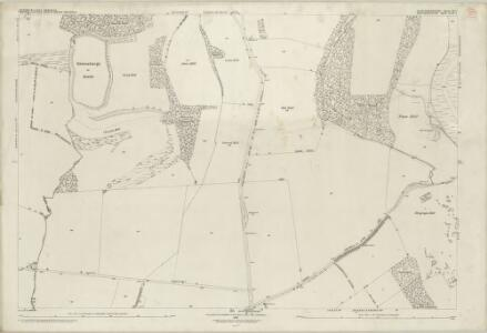 Hertfordshire XI.2 (includes: Barton in The Clay; Hexton; Lilley; Shillington) - 25 Inch Map
