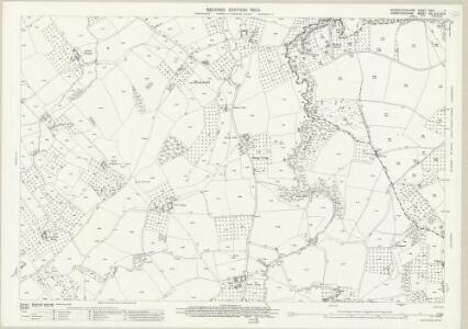 Worcestershire XVIII.7 (includes: Brimfield; Little Hereford; Middleton on the Hill; Tenbury) - 25 Inch Map