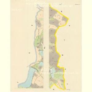 Hosterschlag - c1041-1-005 - Kaiserpflichtexemplar der Landkarten des stabilen Katasters