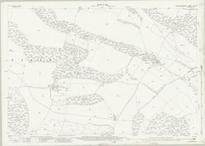 Buckinghamshire XLVI.5 (includes: Hambleden; Ibstone; Turville) - 25 Inch Map