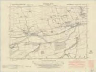 Northumberland nLXXXIX.SE - OS Six-Inch Map