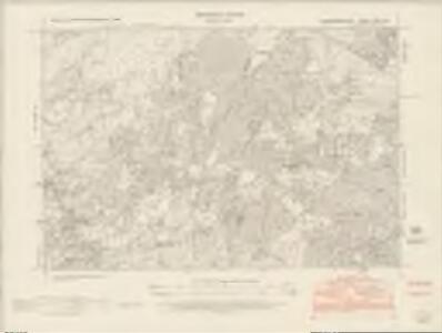 Caernarvonshire XVIII.SE - OS Six-Inch Map