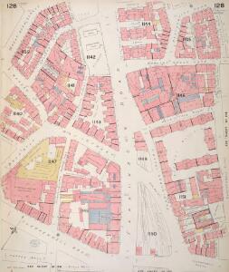 Insurance Plan of London Vol. VI: sheet 128