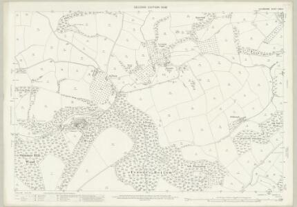 Devon CXXI.3 (includes: Berry Pomeroy; Marldon; Paignton) - 25 Inch Map