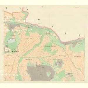 Hollubau - c1978-1-002 - Kaiserpflichtexemplar der Landkarten des stabilen Katasters
