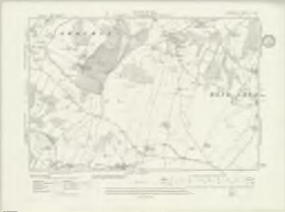 Hampshire & Isle of Wight X.SW - OS Six-Inch Map