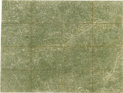 III. vojenské mapování 4261