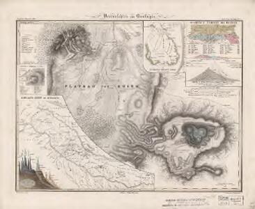 Plateau von Quito