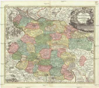 Ducatus Luneburgici et comitaus Dannebergensis accurata descriptio