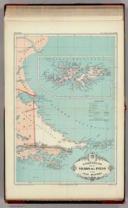Gobernacion de la Tierra del Fuego, Islas Malvinas.