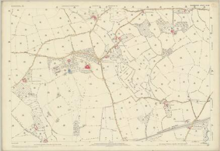 Devon LVI.16 (includes: Bradninch; Broad Clyst; Silverton) - 25 Inch Map