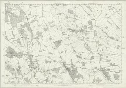Buckinghamshire XXXV - OS Six-Inch Map
