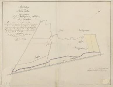 Zilkerpolder, gemeente Noordwijkerhout, Hillegom en Lisse.