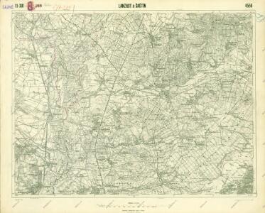 III. vojenské mapování 4558