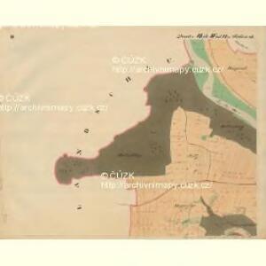 Frain - m3469-1-003 - Kaiserpflichtexemplar der Landkarten des stabilen Katasters