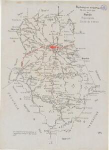 Mapa planimètric de Maials