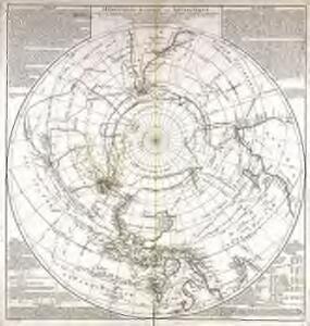 Hémisphère austral ou antarctique