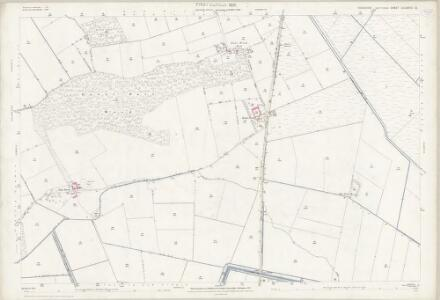 Yorkshire CCLXXVIII.13 (includes: Armthorpe; Cantley; Hatfield) - 25 Inch Map