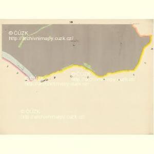 Dobschitz - c1223-1-010 - Kaiserpflichtexemplar der Landkarten des stabilen Katasters