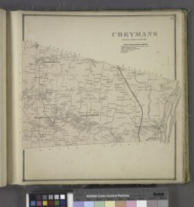 Coeymans [Village]; Indian Fields Business Directory.