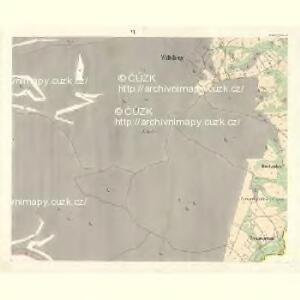 Wolfsberg - c8673-1-004 - Kaiserpflichtexemplar der Landkarten des stabilen Katasters