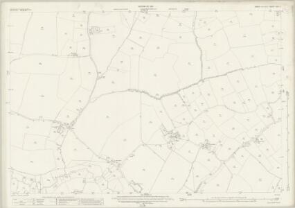 Essex (New Series 1913-) n XIV.4 (includes: Great Sampford; Hempstead) - 25 Inch Map