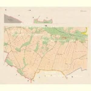 Wildstein - c6921-2-007 - Kaiserpflichtexemplar der Landkarten des stabilen Katasters