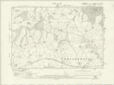 Shropshire VI.SE - OS Six-Inch Map