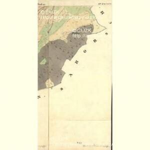 Tweras - c7609-1-015 - Kaiserpflichtexemplar der Landkarten des stabilen Katasters