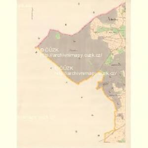 Klein Stiebnitz (Mala Stjbnice) - c9236-3-003 - Kaiserpflichtexemplar der Landkarten des stabilen Katasters