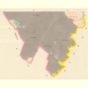 Bsie (Bzie) - c0729-1-003 - Kaiserpflichtexemplar der Landkarten des stabilen Katasters