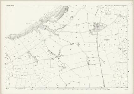 Isle of Man IX.3 - 25 Inch Map