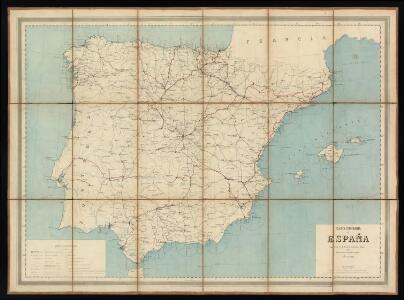 Carta itineraria de España