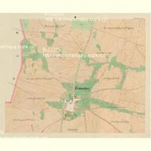 Dunagitz - c1608-1-002 - Kaiserpflichtexemplar der Landkarten des stabilen Katasters