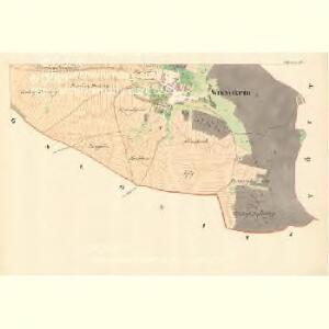 Wissokein - m3508-1-004 - Kaiserpflichtexemplar der Landkarten des stabilen Katasters