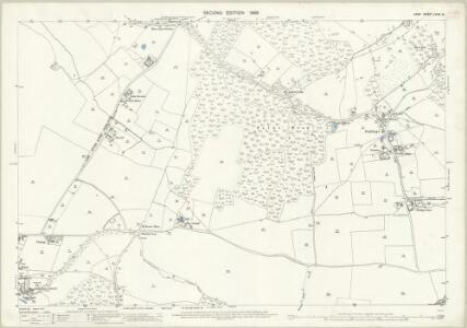 Kent LXXIV.10 (includes: Hythe; Lympne; Saltwood) - 25 Inch Map