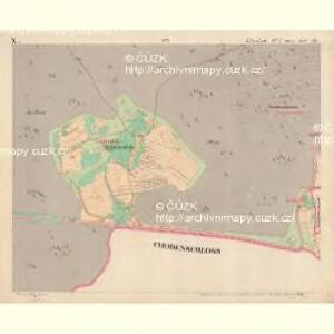 Klentsch - c3143-1-010 - Kaiserpflichtexemplar der Landkarten des stabilen Katasters