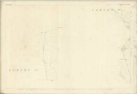 Cumberland LXXXVI.5 (inset LXXXVI.1) (includes: Bootle; Ulpha) - 25 Inch Map