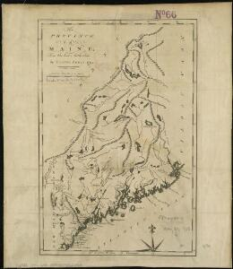 The province of Maine, from the best authorities