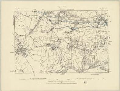 Gloucestershire XLVIII.NW - OS Six-Inch Map