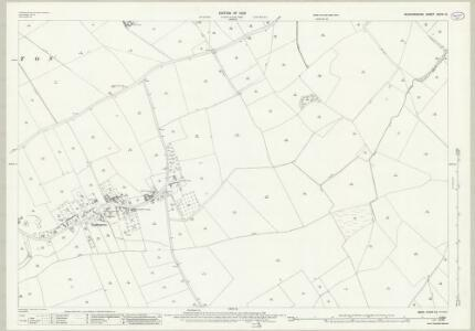Bedfordshire XXVIII.12 (includes: Eggington; Hockliffe; Stanbridge; Tilsworth) - 25 Inch Map