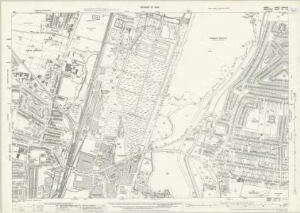Essex (New Series 1913-) n LXVIII.16 (includes: Chingford; Edmonton All Saints) - 25 Inch Map
