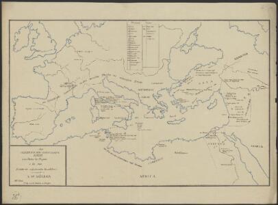 [Hierographie, oder topographisch-synchronistische Darstellung der Geschichte der christlichen Kirche] : II. Von Paulus bis Origines